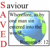 SAVED (Children's Talks)