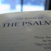 Profiting From The Psalms